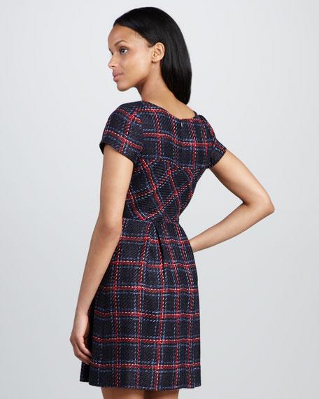 Allison Tweed Dress