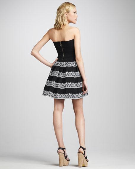 Tube-Top Dress