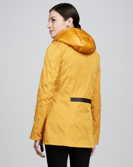 3-in-1 Double-Layer Toggle Jacket