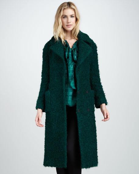 Katie Tie-Waist Coat