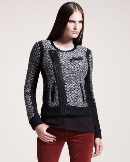 Samantha Biker Jacket