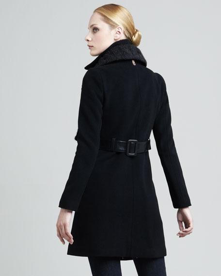 Ricci Wool-Blend Coat