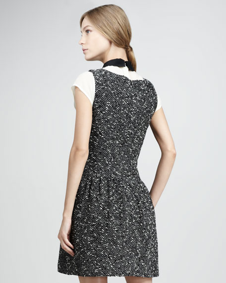 Duchess Tweed Dress