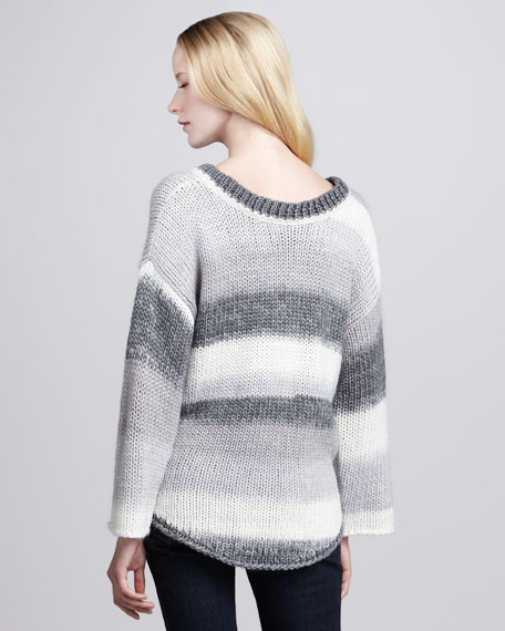 Meg Striped Sweater