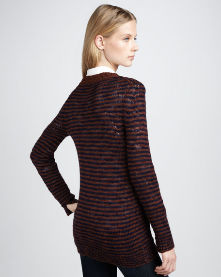 History Of Striped Sweater 102