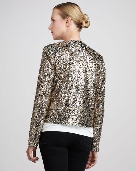 Sequined Jacket