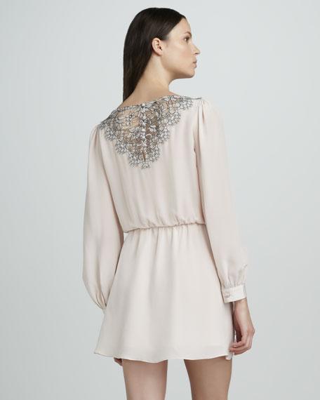Karmela Silk Dress
