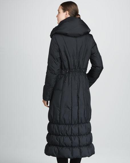 Long Puffer Coat