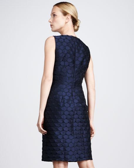 Sleeveless Dot Dress