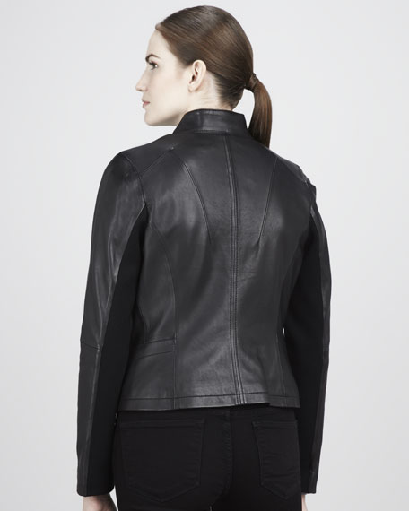 Dayana Leather Jacket