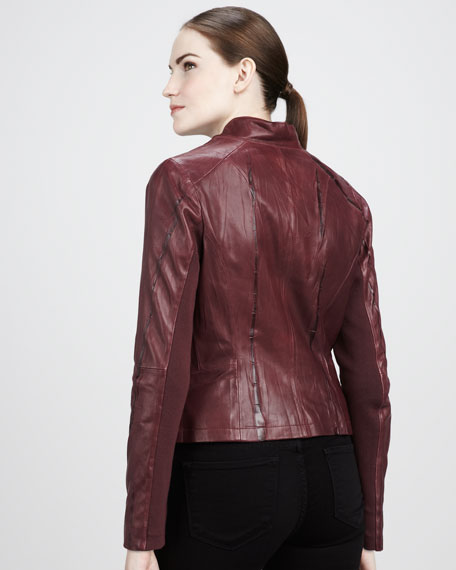 Drea Leather Jacket
