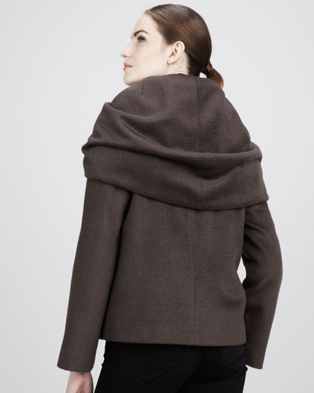 Alice Shawl-Collar Coat