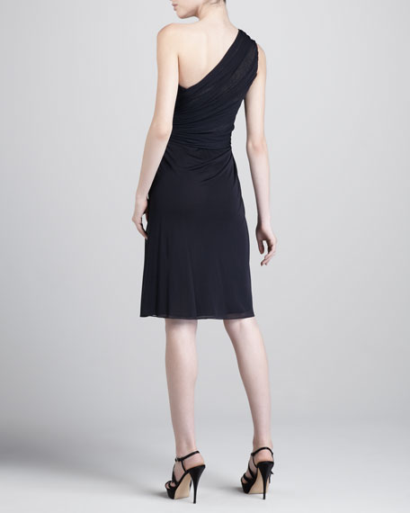 One-Shoulder Dress