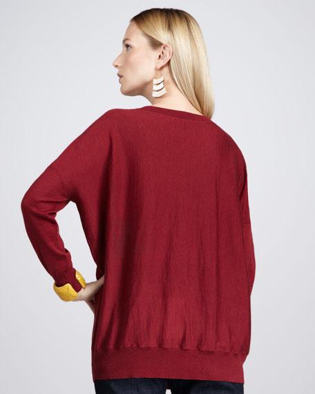 Merino Long-Sleeve Top