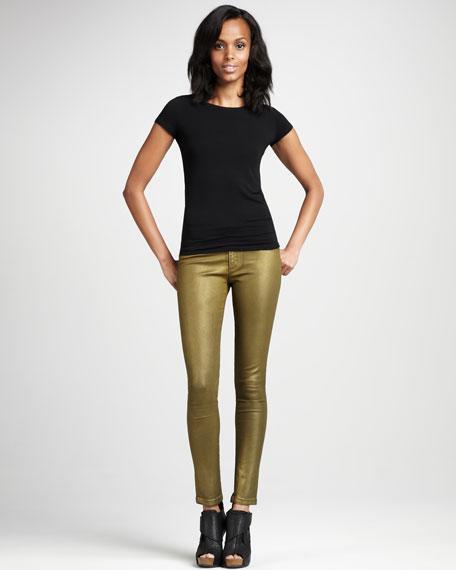 Emma Fool's Gold Leggings