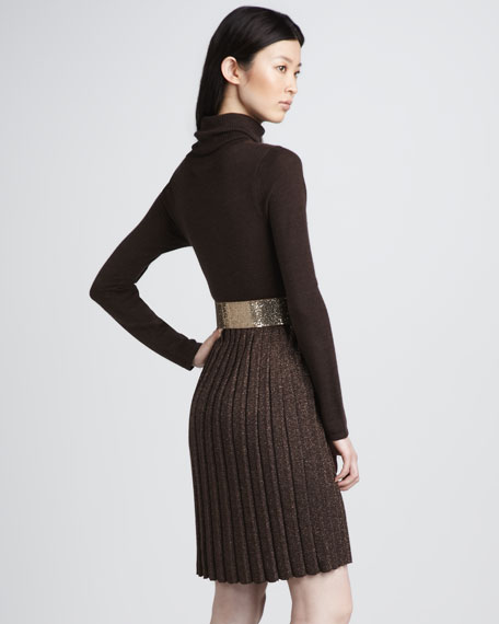 Fifi Turtleneck Dress