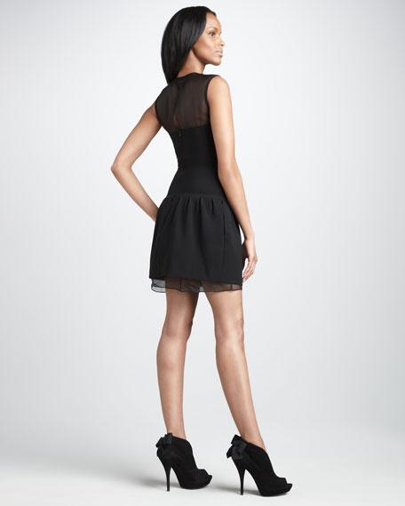 Yarra Illusion Dress