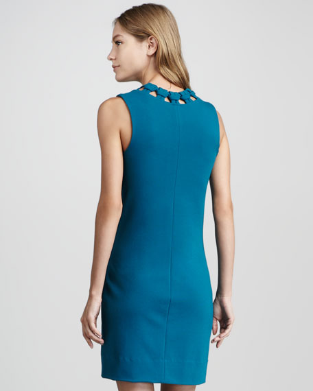 Ayanna Cutout-Detail Dress