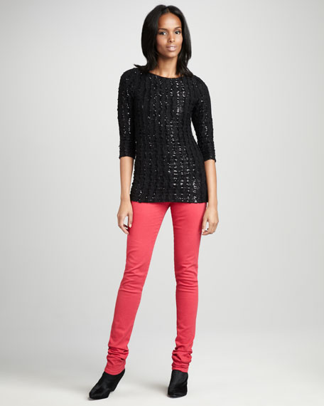 Skinny Jeans, Pink