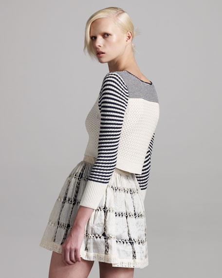 Crochet/Lace Skirt