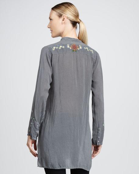 Feliticas Chemise Embroidered Tunic
