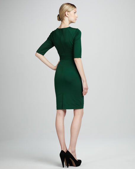 Monarch Fitted Dress