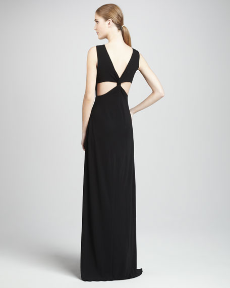Serena Rayon Gown