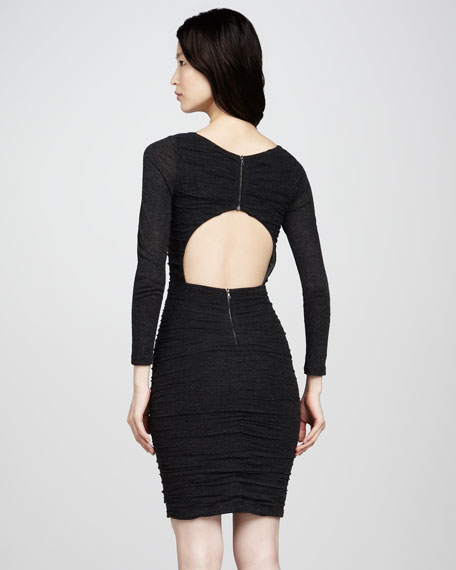 Dream Cutout-Back Dress