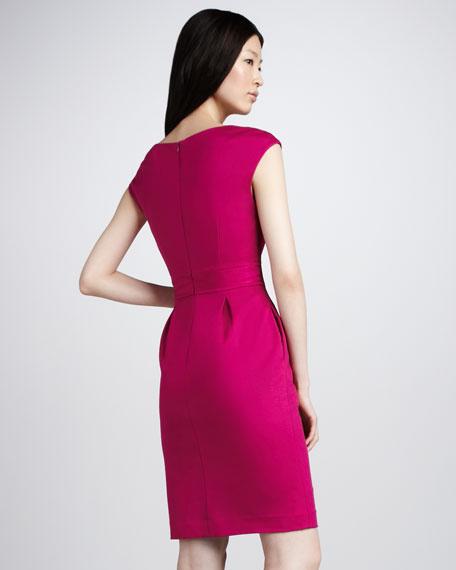 Crest Ponte Dress