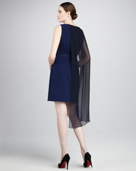 Janelle Drape Dress