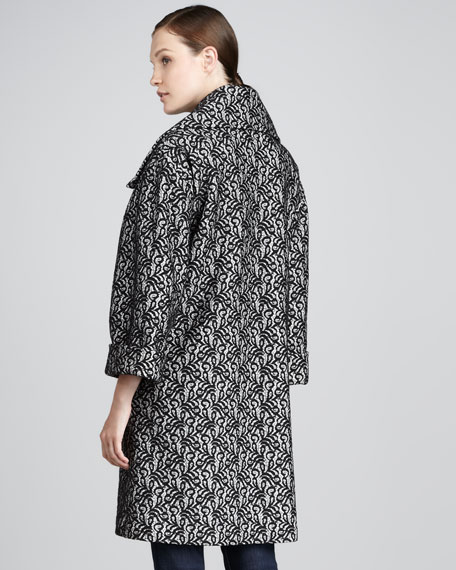 Bonded Lace Coat, Women's