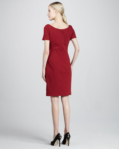 Bernice Short-Sleeve Dress