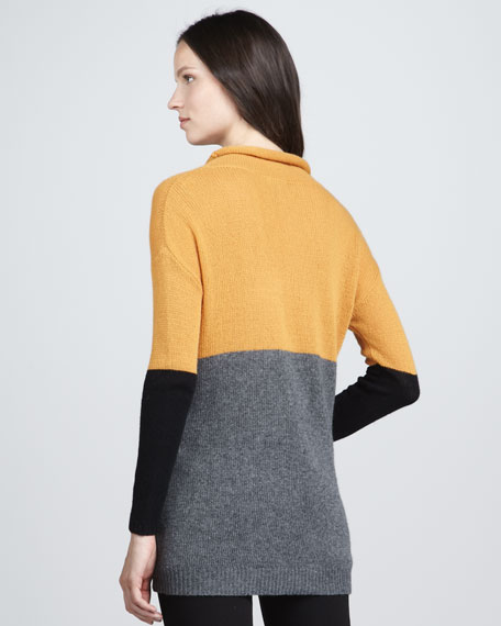 Astaine Colorblock Sweater