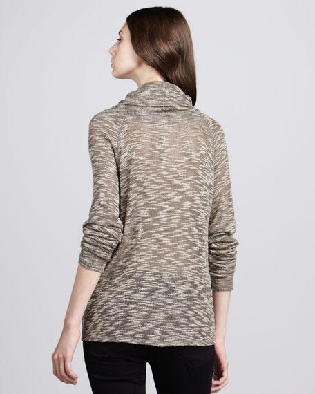 Wayne Cowl-Neck Sweater