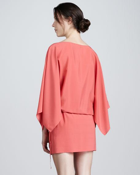 Piper Blouson Dress