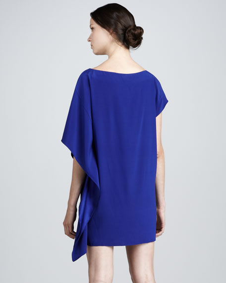 Marcie Drape-Side Dress