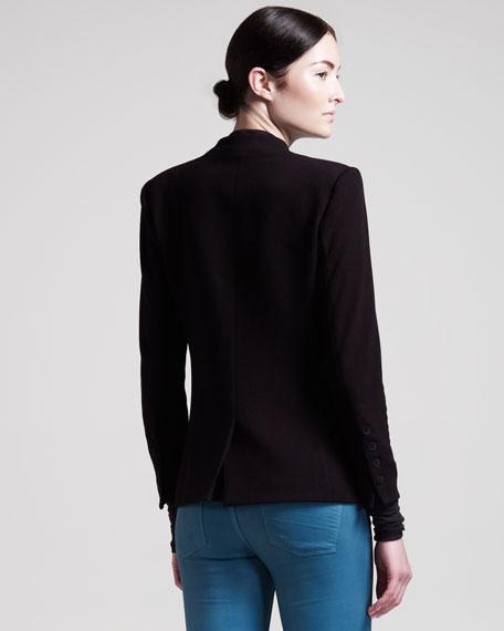 Gala Knit Blazer