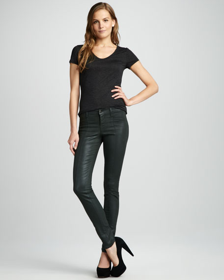 Vera Conifer Skinny Jeans