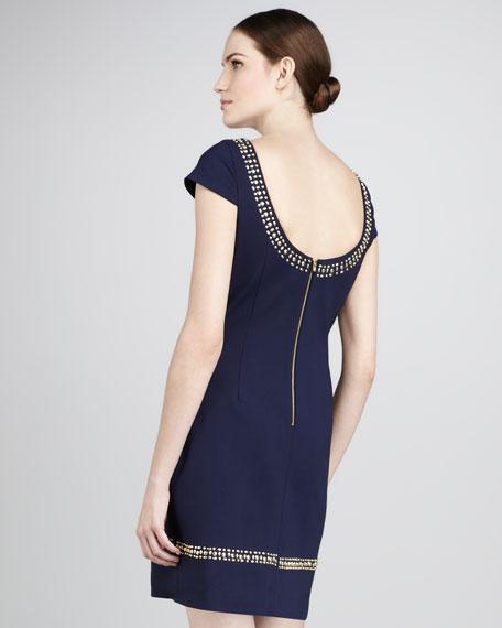 Pandora Studded Dress