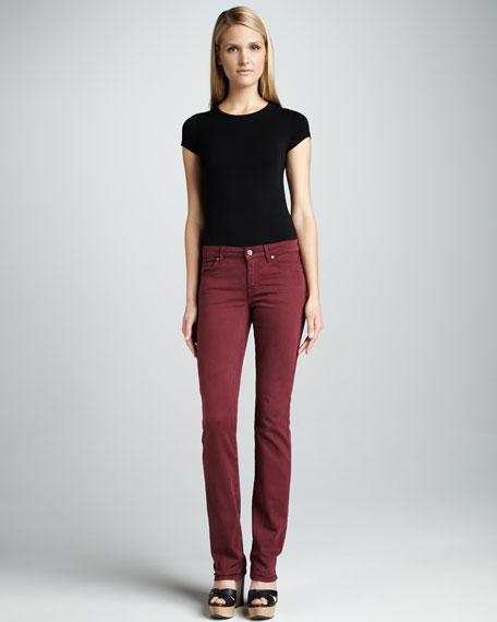 Faith Lux Metallic Jeans