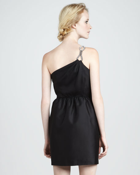Riva One-Shoulder Dress