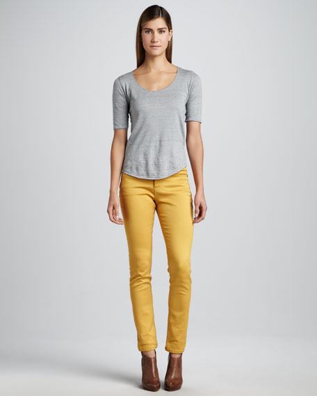 Revolution Abby-Skinny Jeans, Warm Colors