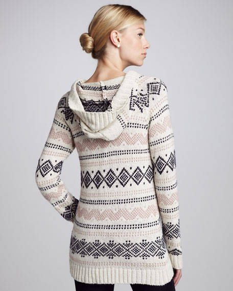 Antwerp Fair-Isle Sweater