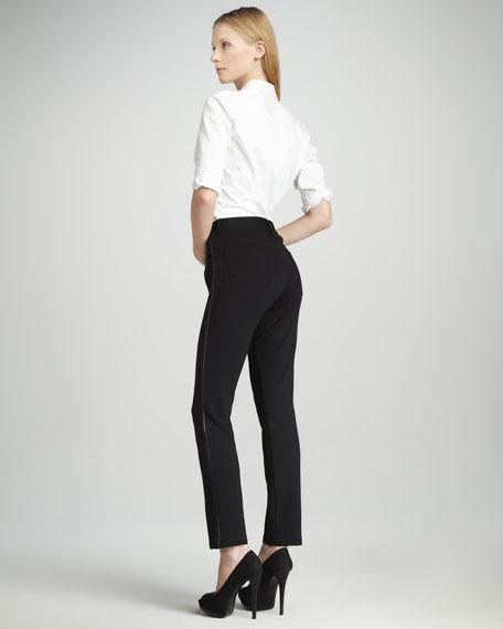 Pamela Skinny Ponte Pants