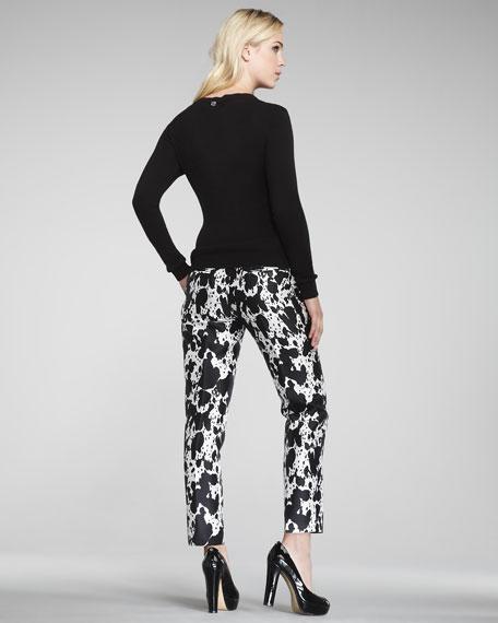 Samantha Printed Pants