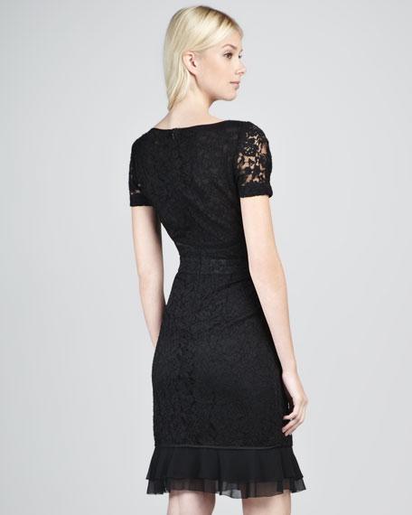 Bovary Lace Dress