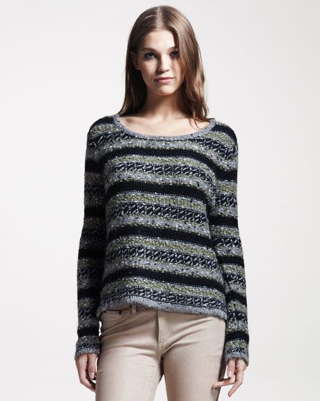 Palermo Striped Sweater