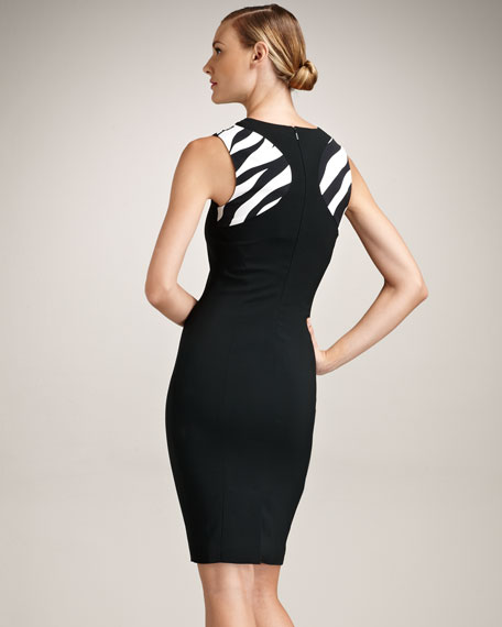 Fitted Sheath Dress