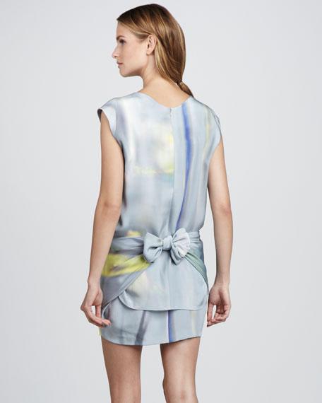 Dinta Watercolor Dress