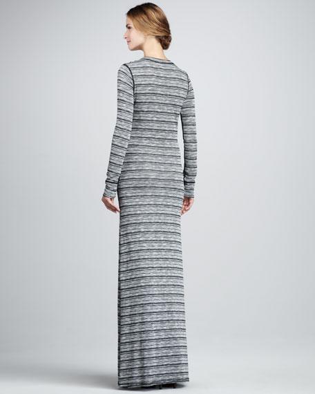 Maddie Maxi Sweaterdress